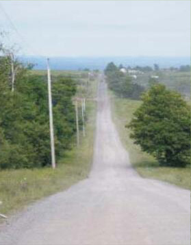 某风电厂基建施工临时道路