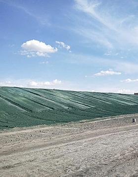 山东某石料厂施工现场